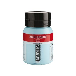 Amsterdam Amsterdam Acrylverf 500 ml Hemelsblauw Licht 551