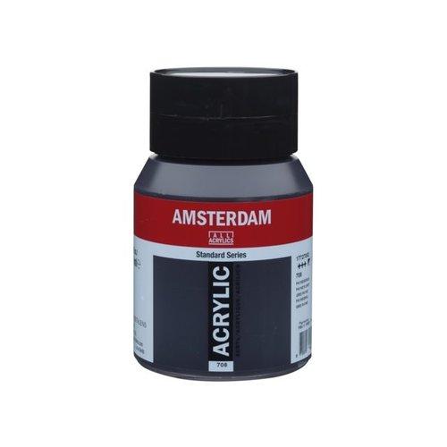 Amsterdam Amsterdam Acrylverf 500 ml Paynesgrijs 708