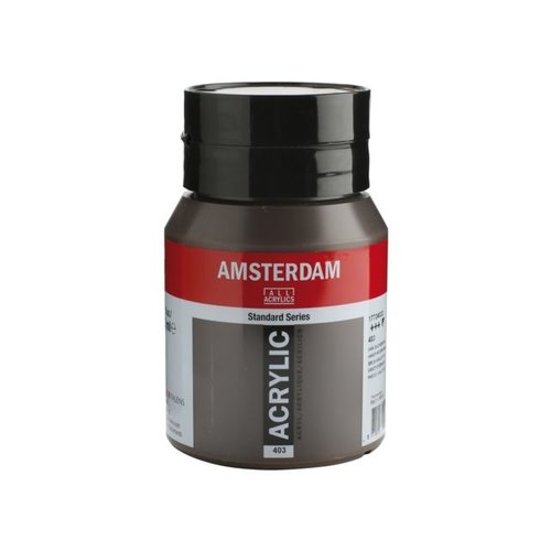 Amsterdam Amsterdam Acrylverf 500 ml Van Dijckbruin 403
