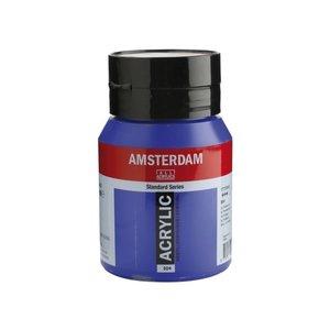 Amsterdam Amsterdam Acrylverf 500 ml Ultramarijn 504
