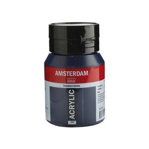 Amsterdam Amsterdam Acrylverf 500 ml Pruisischblauw (Phtalo) 566