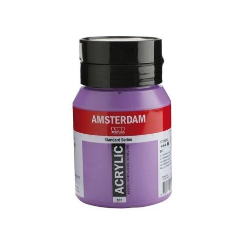 Amsterdam  Amsterdam Acrylverf 500 ml Ultramarijn Violet 507