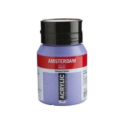 Amsterdam   Amsterdam Acrylverf 500 ml Ultramarijn Violet Licht 519