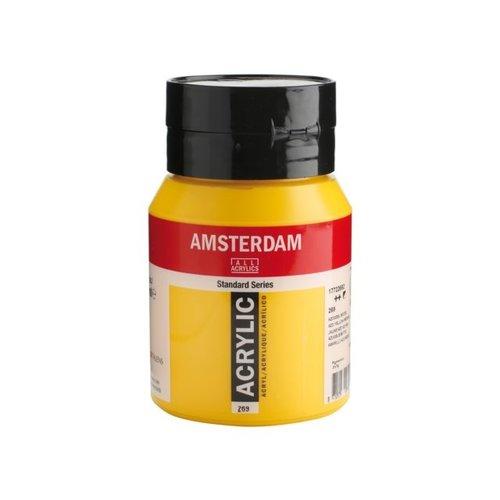 Amsterdam Amsterdam Acrylverf 500 ml Azogeel Middel 269