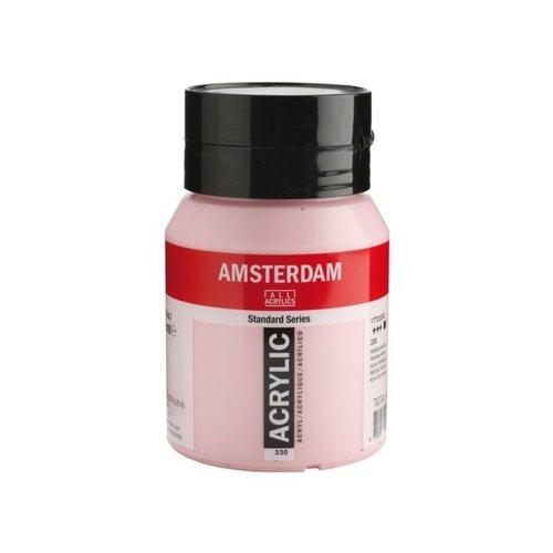 Amsterdam Amsterdam Acrylverf 500 ml Perzischroze 330