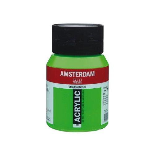 Amsterdam Amsterdam Acrylverf 500 ml Briljantgroen 605
