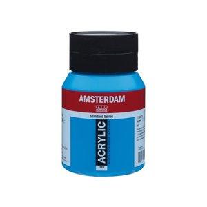 Amsterdam Amsterdam Acrylverf 500 ml Mangaanblauw Phtalo 582