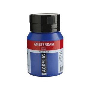 Amsterdam Amsterdam Acrylverf 500 ml Phtaloblauw 570