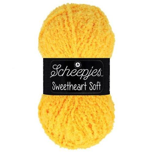 Scheepjeswol Scheepjes Sweetheart Soft 100 gram 015 Geel