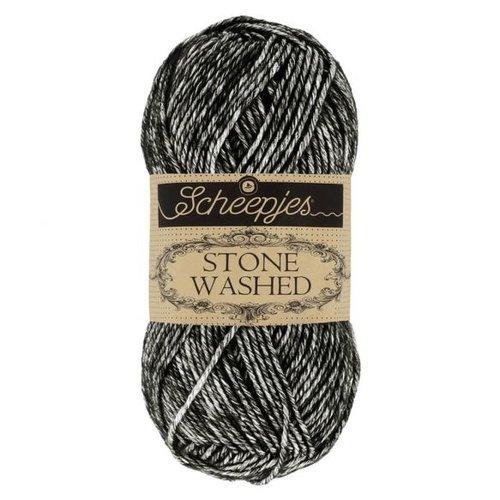 Scheepjeswol Scheepjes Stone Washed 50 gr 803 Black Onyx