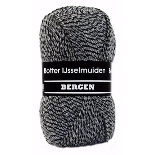 Botter IJsselmuiden Oslo Botter Bergen 100 gram - 006 Grijs Zwart