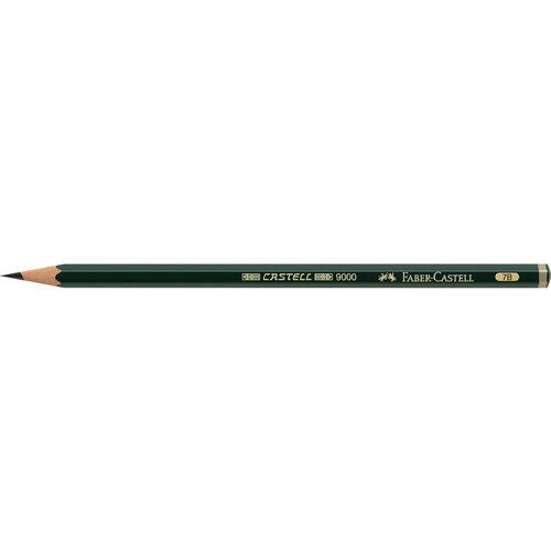 Faber Castell Potlood Faber-Castell 9000 7B