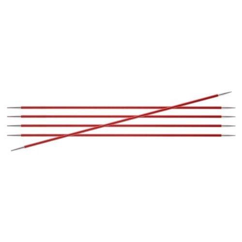 Knitpro KnitPro Zing Sokkennaalden 20cm 2.50mm