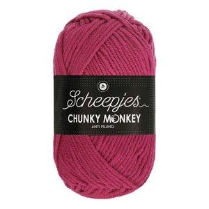 Scheepjeswol Scheepjes Chunky Monkey 100 gram 1827 Deep Fuchsia
