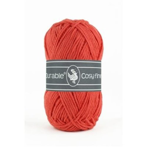Durable Durable Cosy Fine 50 gram  Coral 2190 Coral
