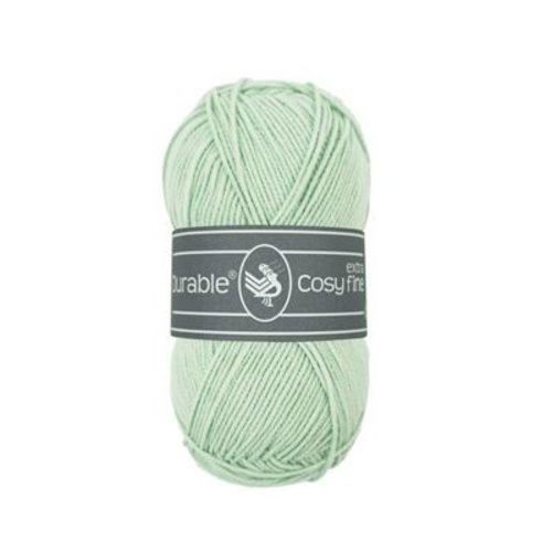 Durable Durable Cosy extra fine 50 gram Mint 2137