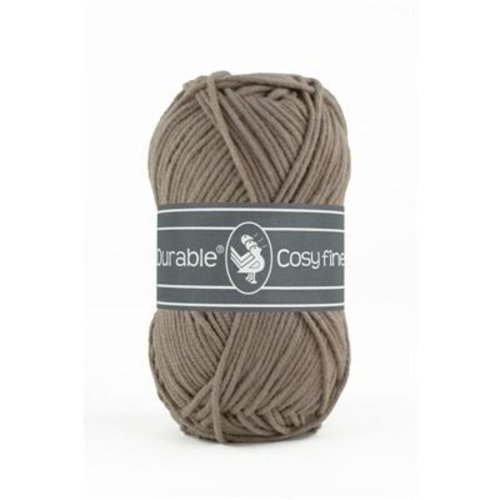 Durable Durable Cosy Fine 50 gram  Warm taupe 343