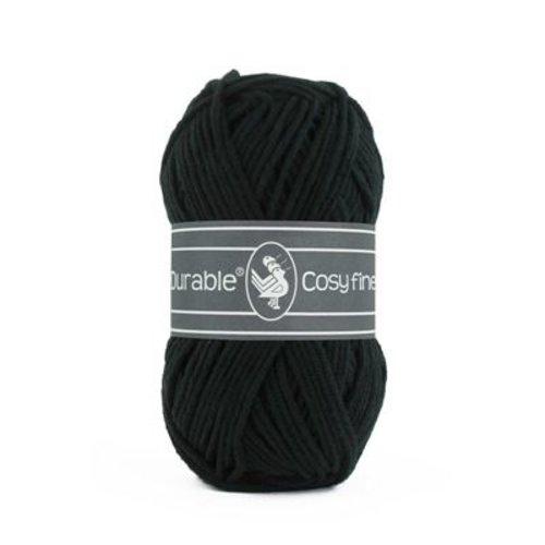 Durable Durable Cosy Fine 50 gram  Black 325