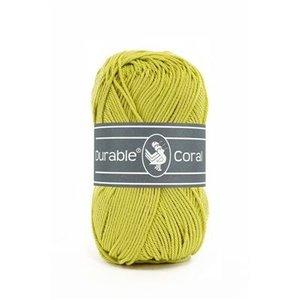 Durable Durable Coral Katoen 50 gram Lime 352
