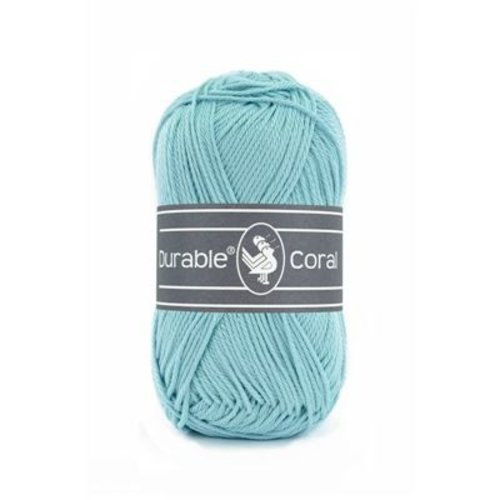 Durable Durable Coral Katoen 50 gram Atlantis 342