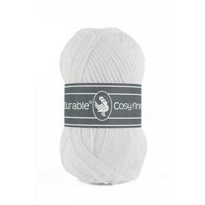 Durable Durable Cosy Fine 50 gram White 310