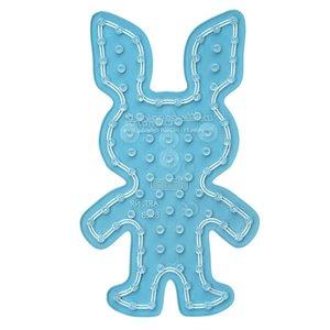Hama Hama maxi strijkkralen grondplaat konijn 8228