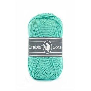 Durable Durable Coral Katoen 50 gram Aqua 338