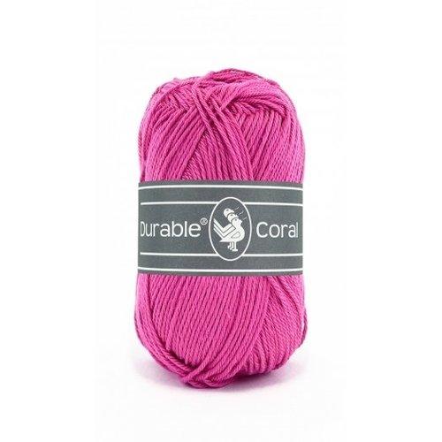 Durable Durable Coral Katoen 50 gram Magenta 241