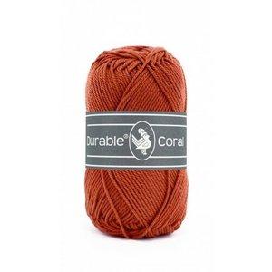 Durable Durable Coral Katoen 50 gram Fresia 239
