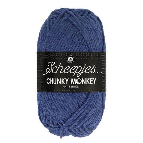 Scheepjeswol Scheepjes Chunky Monkey 100 gram 1825 Midnight