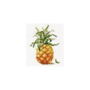 Alisa Alisa Borduurpakket Ananas 165