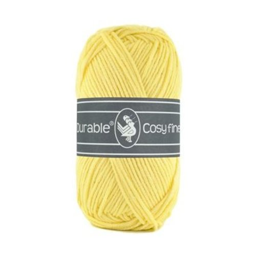 Durable Durable Cosy Fine 50 gram  Light yellow 309