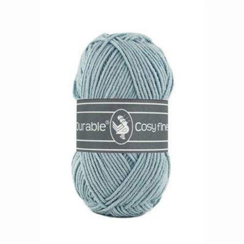 Durable Durable Cosy Fine 50 gram  Blue grey 289