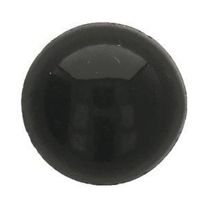 Dierenoogjes veiligheidsoogjes zwart per stuk