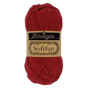 Scheepjeswol Scheepjes Softfun 50 gram - 2492 Bordeaux
