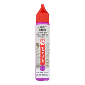 Art Creation Talens Art Creation Effect Liner 28 ml Neon Violet 8705