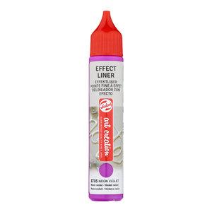 Art Creations Talens Art Creation Effect Liner 28 ml Neon Violet 8705