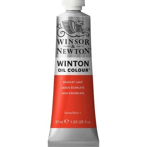 Winsor & Newton Winton olieverf 37 ml Scarlet Lake