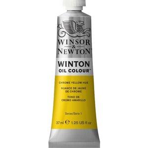 Winsor & Newton Winton olieverf 37 ml Chrome Yellow Hue