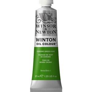 Winsor & Newton Winton olieverf 37 ml  Chrome Green Hue