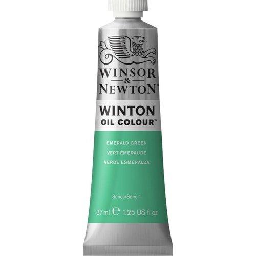 Winsor & Newton Winton olieverf 37 ml Emerald Green