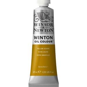 Winsor & Newton Winton olieverf 37 ml Yellow Ochre