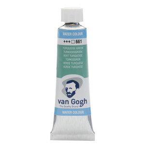 van Gogh Van Gogh Aquarelverf Tube 10 ml Turkooisgroen 661