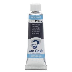 van Gogh Van Gogh Aquarelverf Tube 10 ml Oxydzwart 735