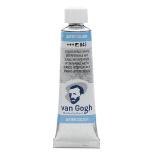van Gogh Van Gogh Aquarelverf Tube 10 ml Interference Wit 843