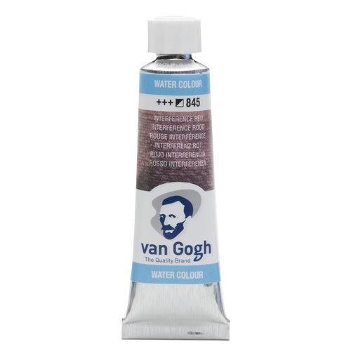 van Gogh Van Gogh Aquarelverf Tube 10 ml Interference Rood 845