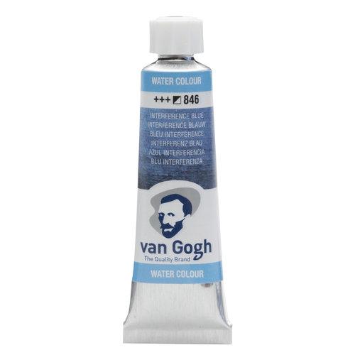 van Gogh Van Gogh Aquarelverf Tube 10 ml Interference Blauw 846