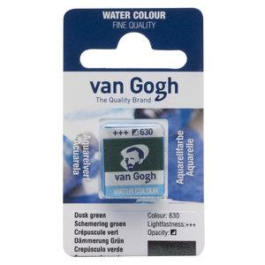 van Gogh Van Gogh Aquarelverf Napje Schemering Groen 630