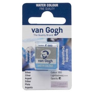 van Gogh Van Gogh Aquarelverf Napje Zilver 800