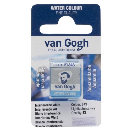 van Gogh Van Gogh Aquarelverf Napje Interference Wit 843